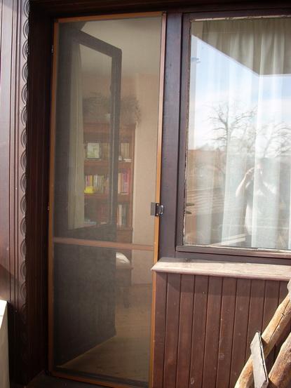За врата - цветни - Варна Дограма